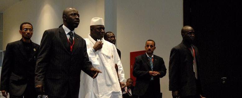 Jammeh Gambia