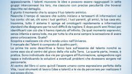 Il Manuale dei Talenti - Dove Acquistare il Libro di Daniele F. Cavallo.