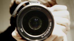 lavorare con la fotografia